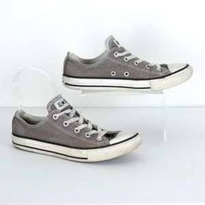 Converse All Star Gray Sneakers Youth 3 SI